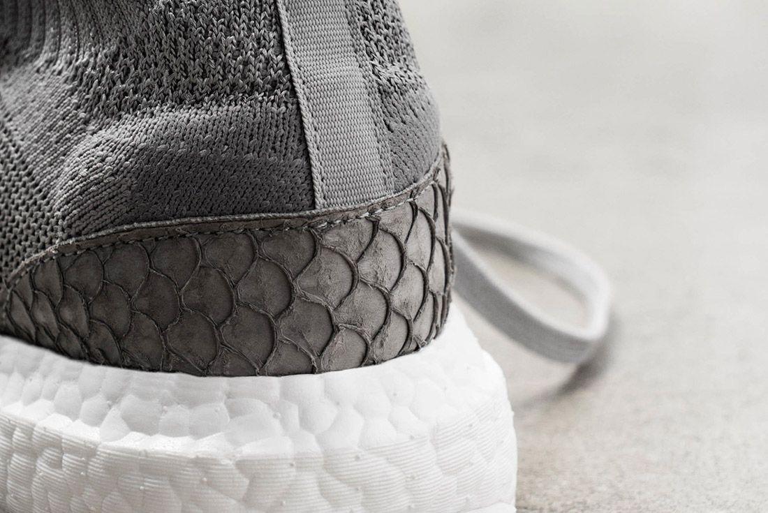 Pusha T Adidas Eqt Ultra Boost Pk Greyscale 2
