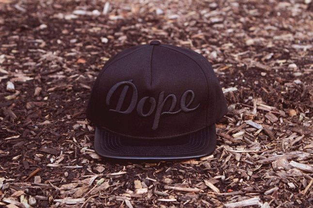 Kith X Stampd Just Dope Capsule Collection Dope Hat 2
