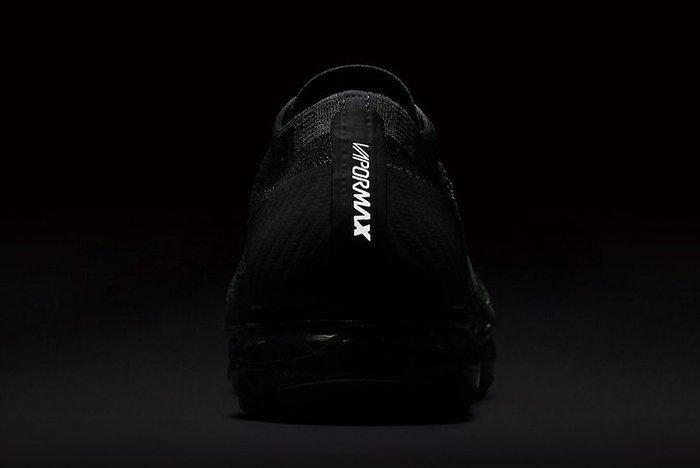 Nike Air Vapormax Triple Black 6