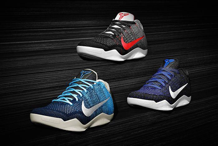 Nike Kobe 11 Muse Pack Tinker Hatfield