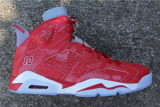 Air Jordan 6 Slam Dunk 4