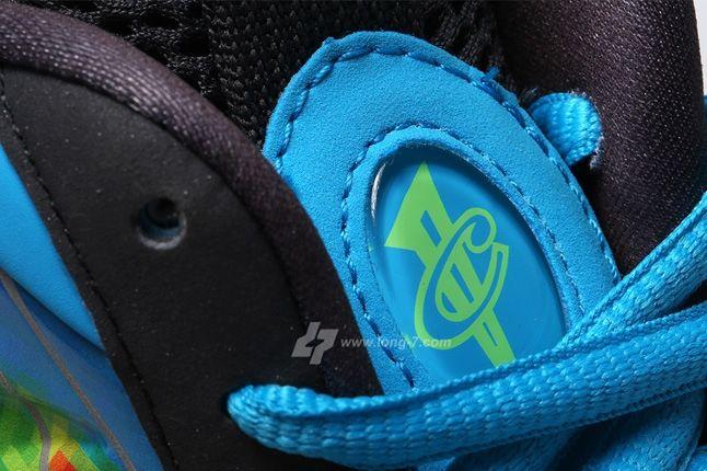 Nike Air Foamposite One Weatherman Tongue Detail 1