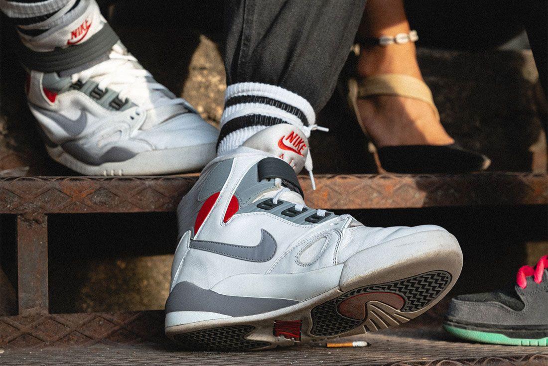 Sneakerness Milan Sneaker Freaker On Foot Shot16