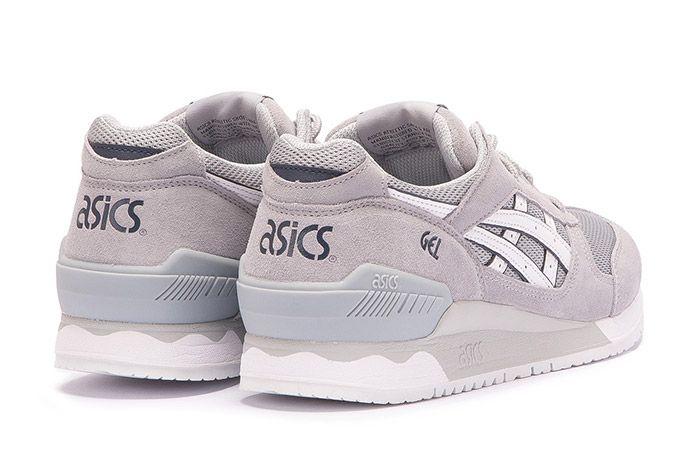 Asics Gel Respector Light Grey White 3