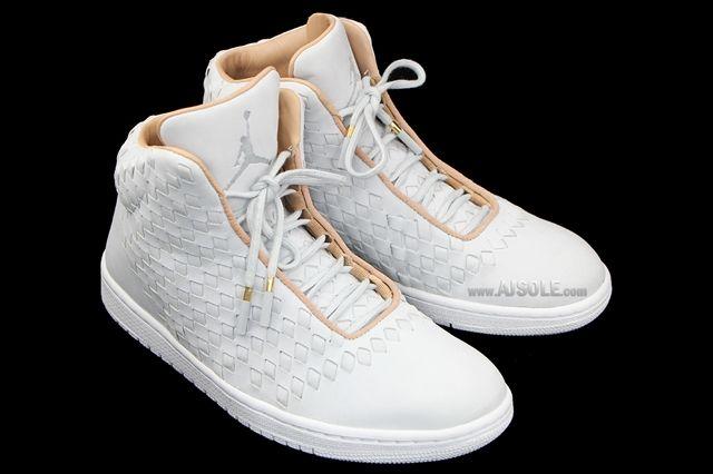 Jordan Shine Pure Platinum 1