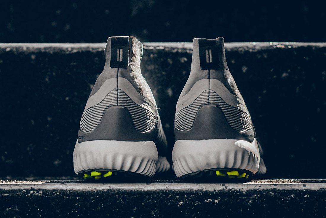 Adidas Alphabounce Zip  Grey6