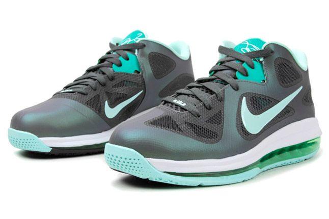 Nike Lebron 9 Low Mint 02 1