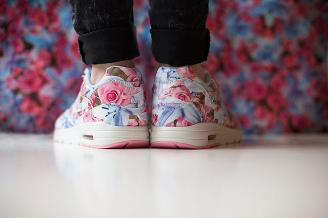 Nike Air Max 1 Flower City Collection 17