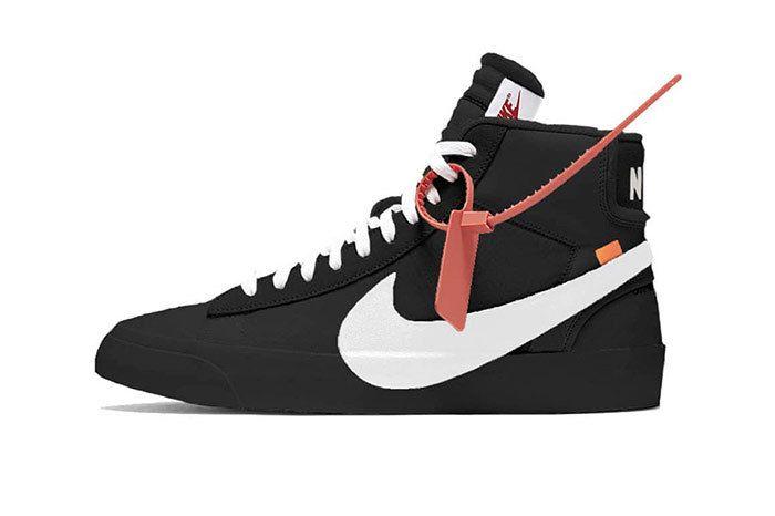 Virgil Abloh Nike Blazer New Colorways 2