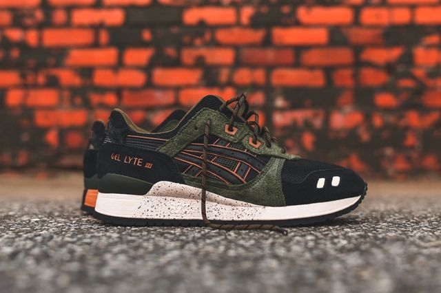Asics Gl3 Winter Trail Bump 1