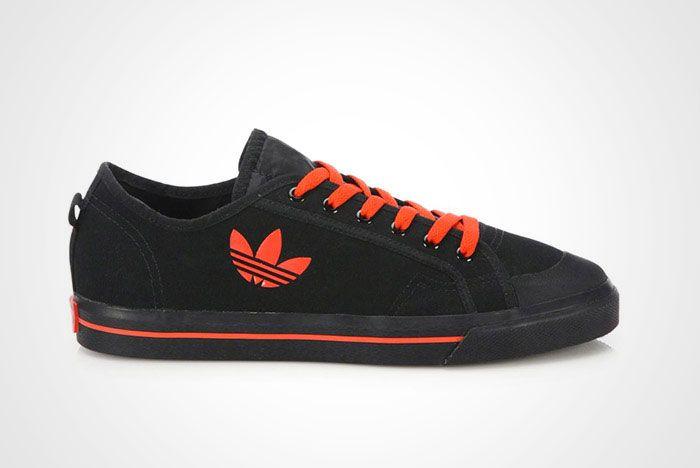 Raf Simons Adidas Spirit Low Top Black Thumb