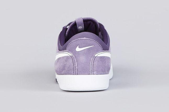 Nike Sb Eric Koston One Canyon Purple Heel Detail 1