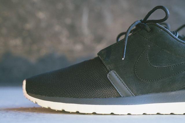 Nike Rosherun Nm Black Magnet Grey 4