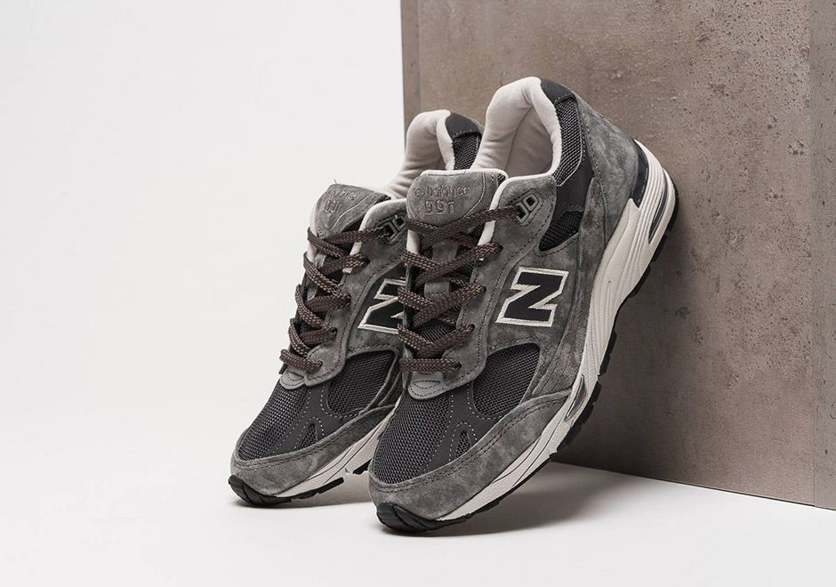 New Balance 991 Fall 2017 Tan Grey 3