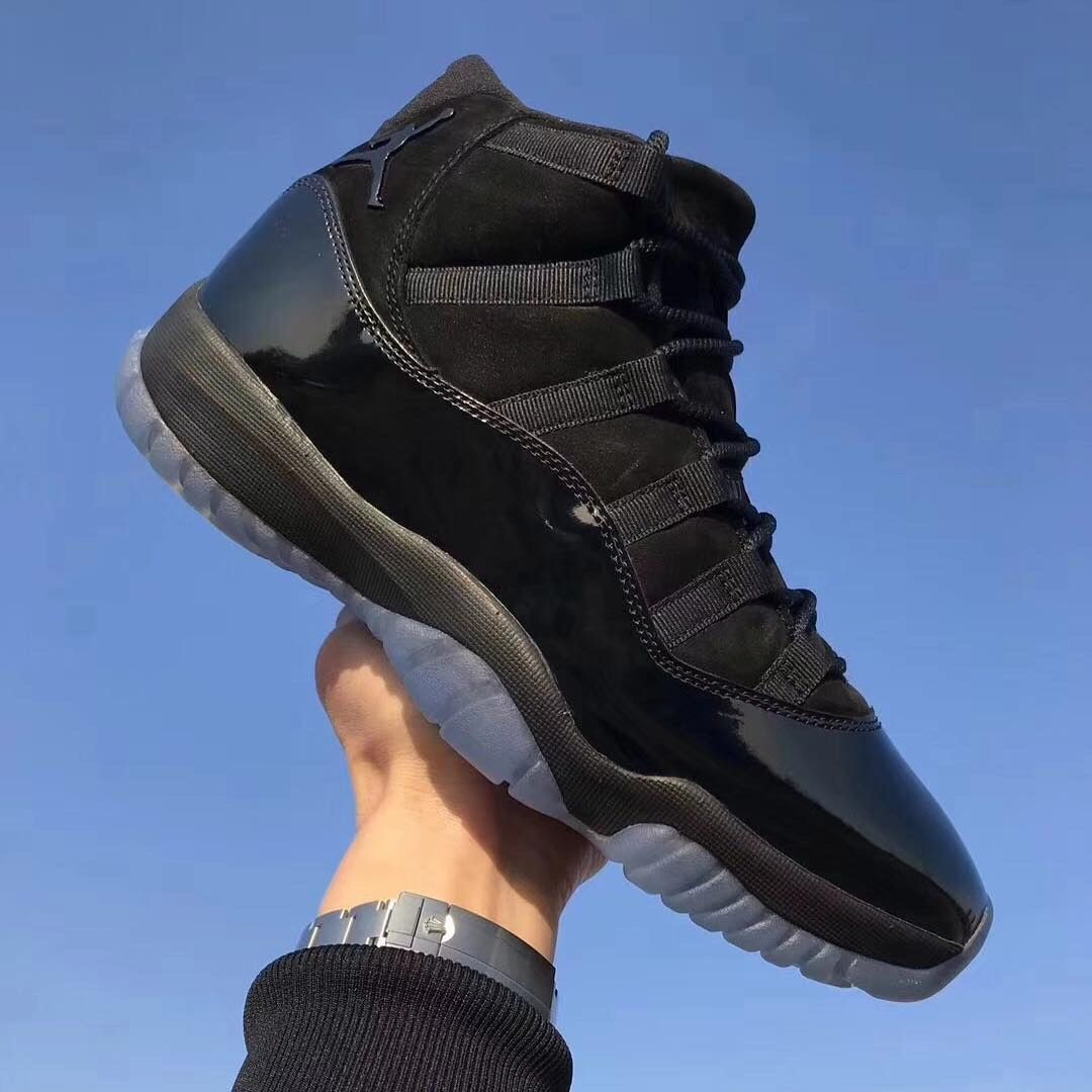 Air Jordan 11 Prom Night Blackout 5