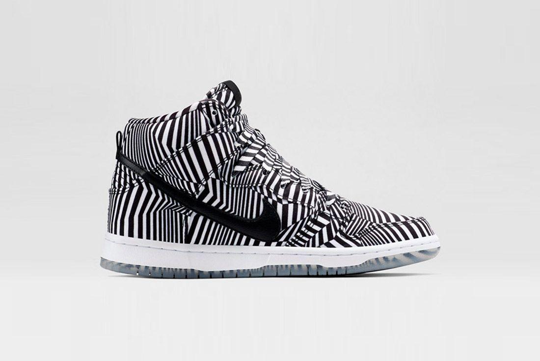 Material Matters Camo Dazzle Nike Sb