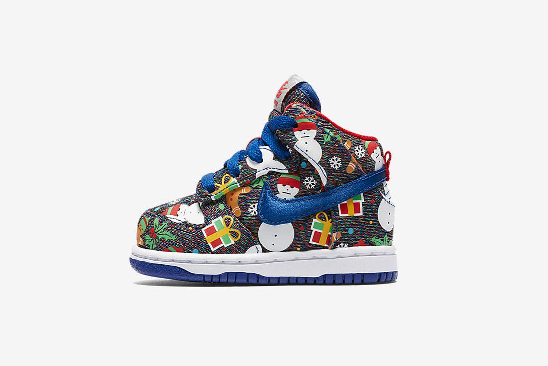 Conceptsnike Sb Ugly Christmas Sweater Dunk 6