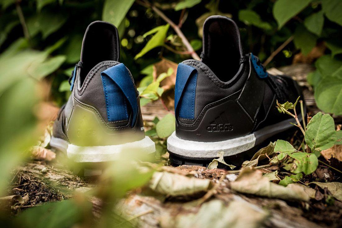 Adidas Response Trail Boost Black Navy 7