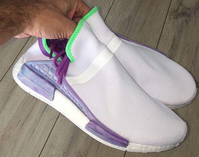 Pharrell Adidas Nmd Hu Joker Sample 2