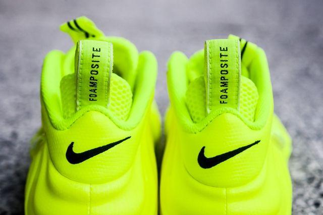Nike Air Foamposite Pro Volt Bumper 7