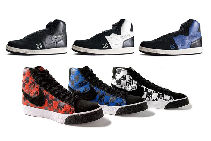 Stussy Nike Nbhd All Lateral Side