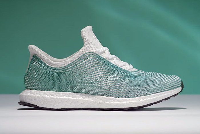 Parley For The Oceans X Adidas Ultra Boost9