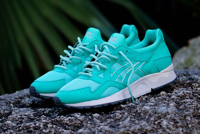 Ronnie Fieg Asics Gel Lyte V Mint Leaf