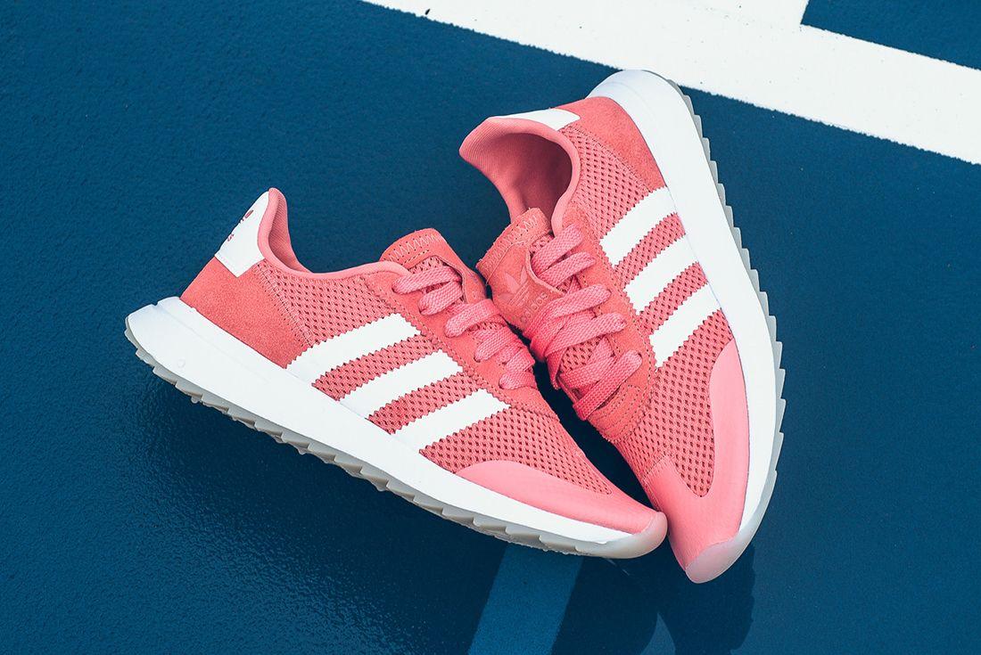 Adidas Flashback Womens Rose Pink