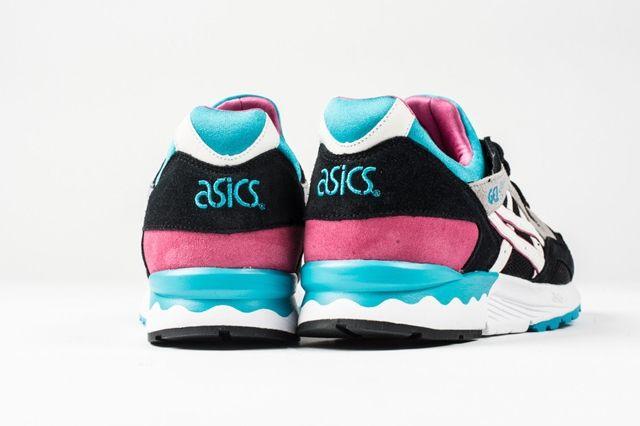 Asics Glv Black Pink Blue 2