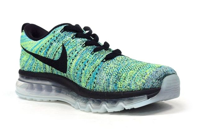 Nike Flyknit Max Tranquil 2