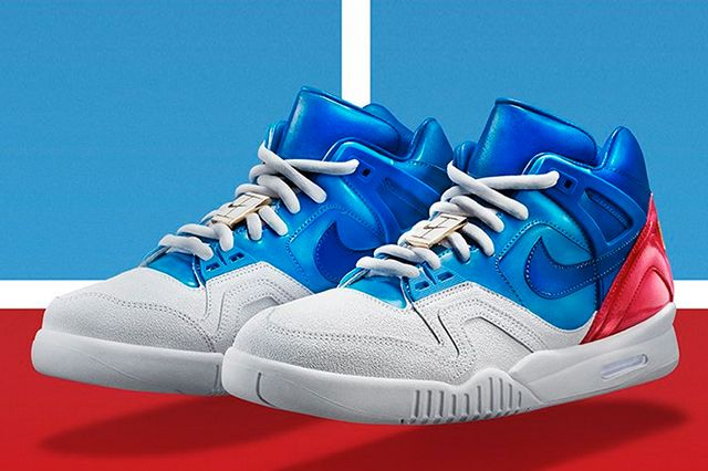 Nike Air Tech Challenge Ii U S Open Ptii