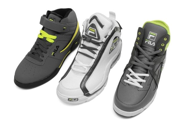 Fila Lime Punch Pack Aerial Group 1