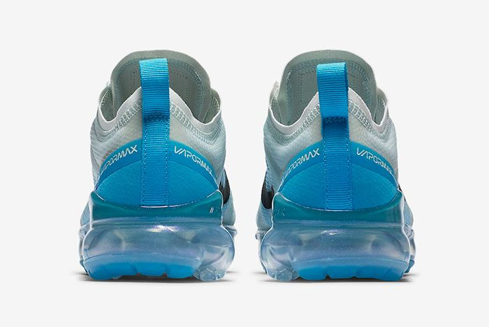 Nike Air Vapormax 2019 Barely Grey Ar6632 003 Heel Shot 2