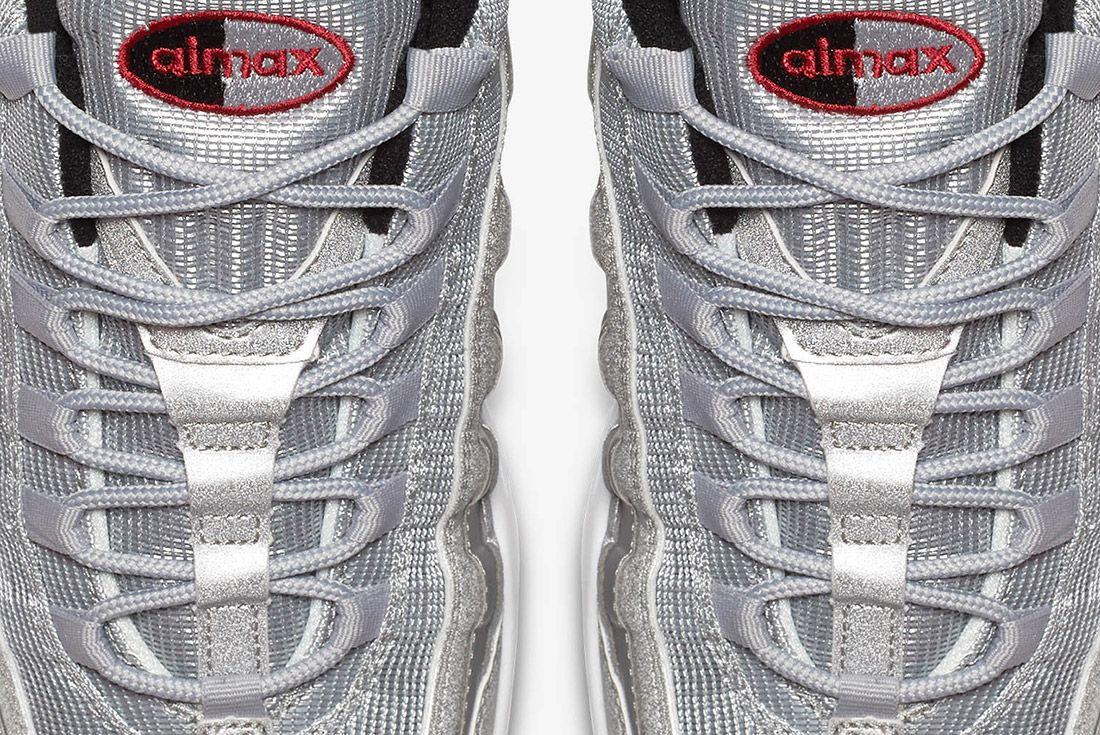 Nike Air Max 95 Silver Bullet 10