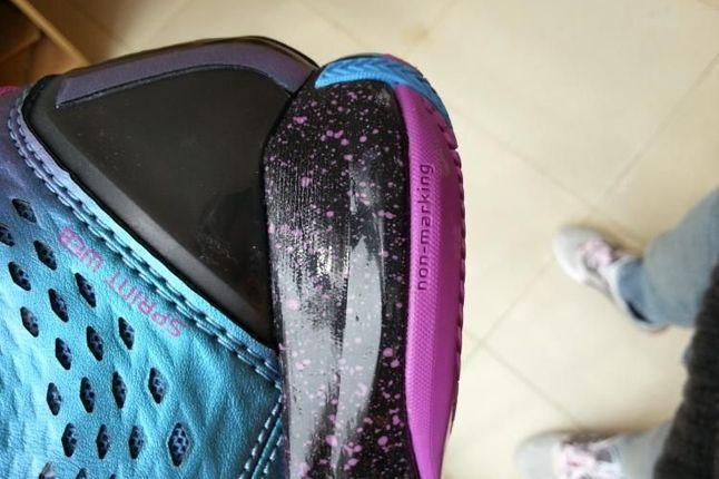 Adidas D Rose 3 5 Iridescent Heel Detail 1