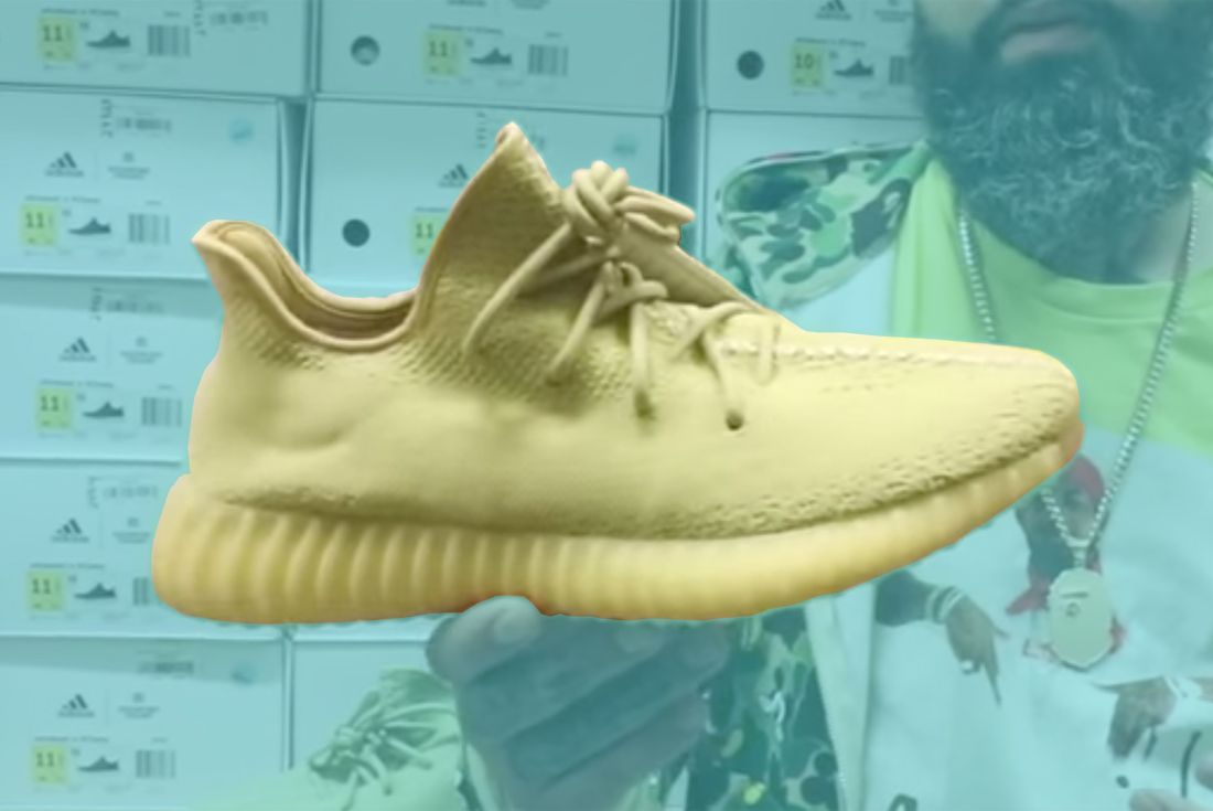 First Look Moss Yeezy Boost 350 V2S Valued At 17000 Feature