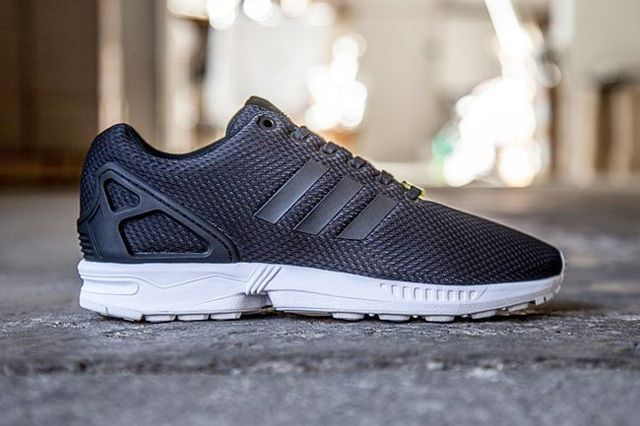 Adidas Zx Flux Black White 1