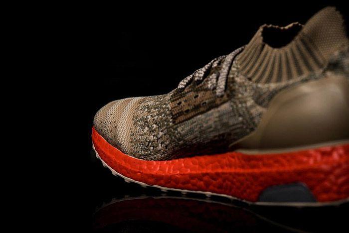 Adidas Ultra Boost Uncaged Tan Orange New York 6