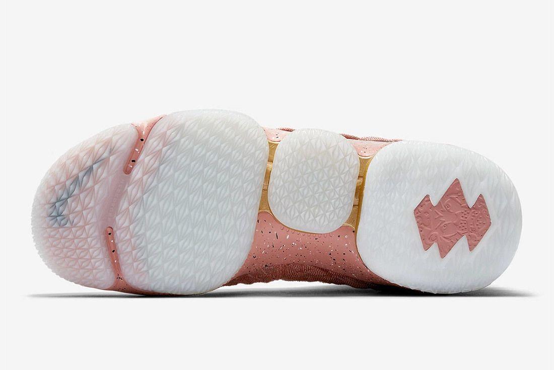 Nike Lebron All Star 15 Pink 1
