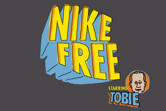 Tales From The Kitchen Nike Free 1