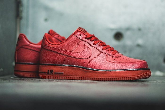 Nike Air Force 1 Pivot Pack Gym Red Thumb