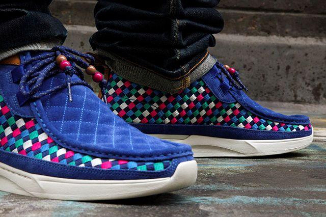Footpatrol Clarks Sportswear Tawyer Fp Pack 2