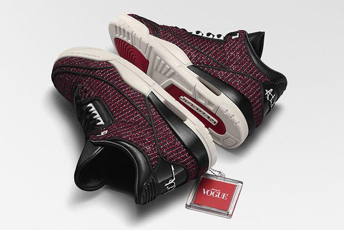 Air Jordan 3 Awok Vogue Anna Wintour 1