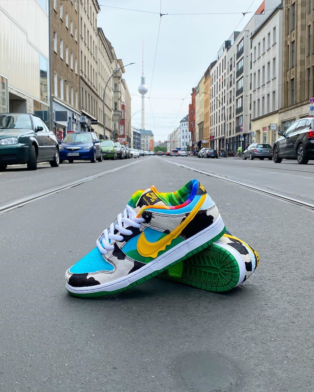 Where to Buy the Ben & Jerry's x Nike SB 'Chunky Dunky' - Sneaker ...
