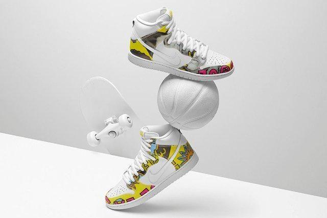 Nike Dunk Hi De La Soul Bumper 2