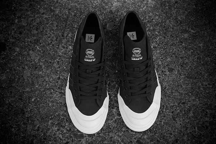 Adidas Skateboarding Introduces The Matchcourt7
