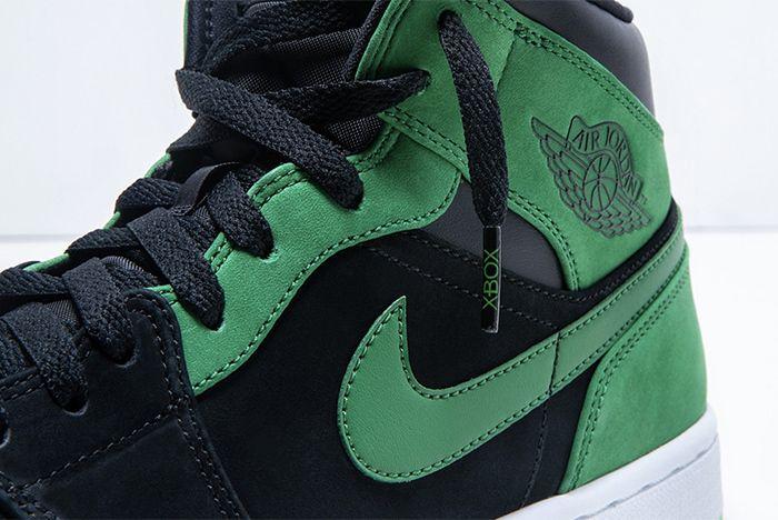 Xbox Air Jordan 1 02 Sneaker Freaker Copy