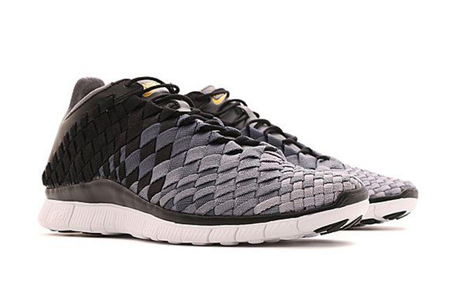 Nike Free Inneva Woven Dark Grey