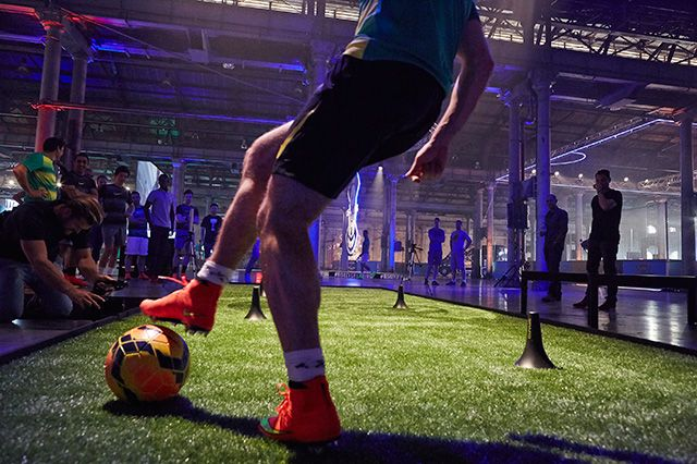 Nike Showcsaes 2014 Football Innovations In Sydney 5