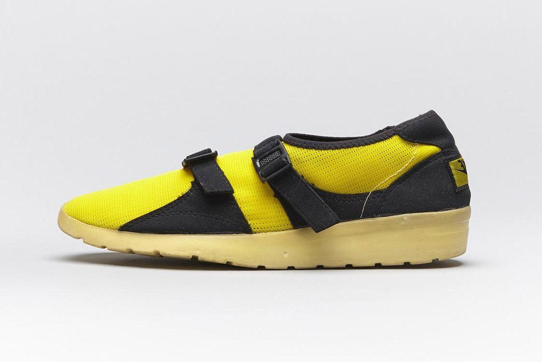 Material Matters Alternative Closures Nike Sock Racer 1